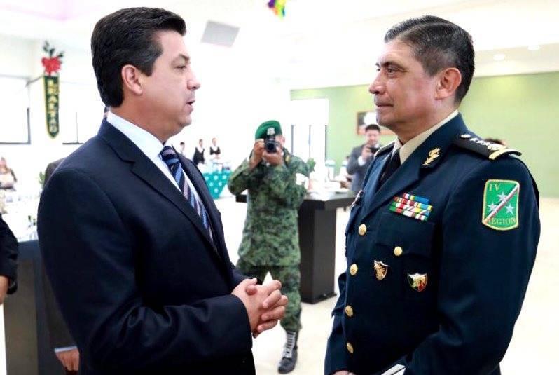 AMLO define a los próximos secretarios de Marina y Defensa