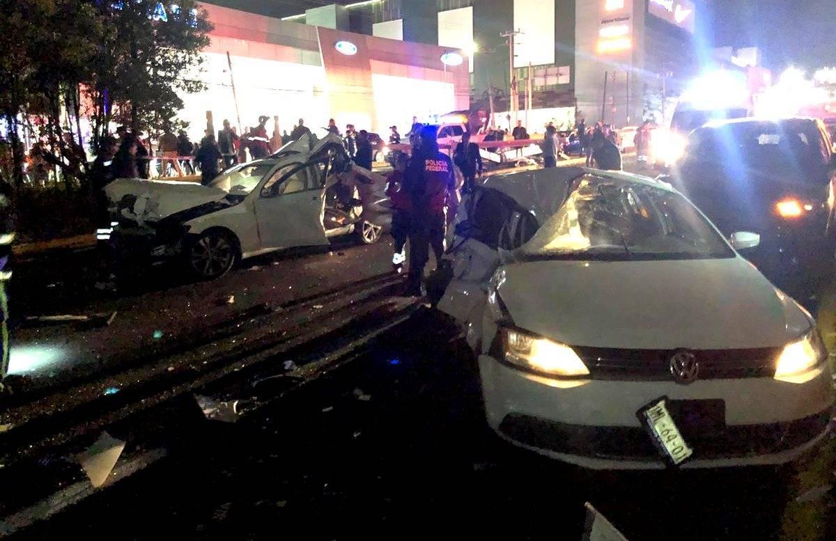 Matrimonio Accidente Trailer : Seguridad pública confirmó muertos por volcadura en la