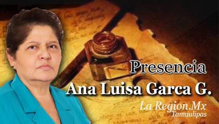 Columnista Ana Luisa García