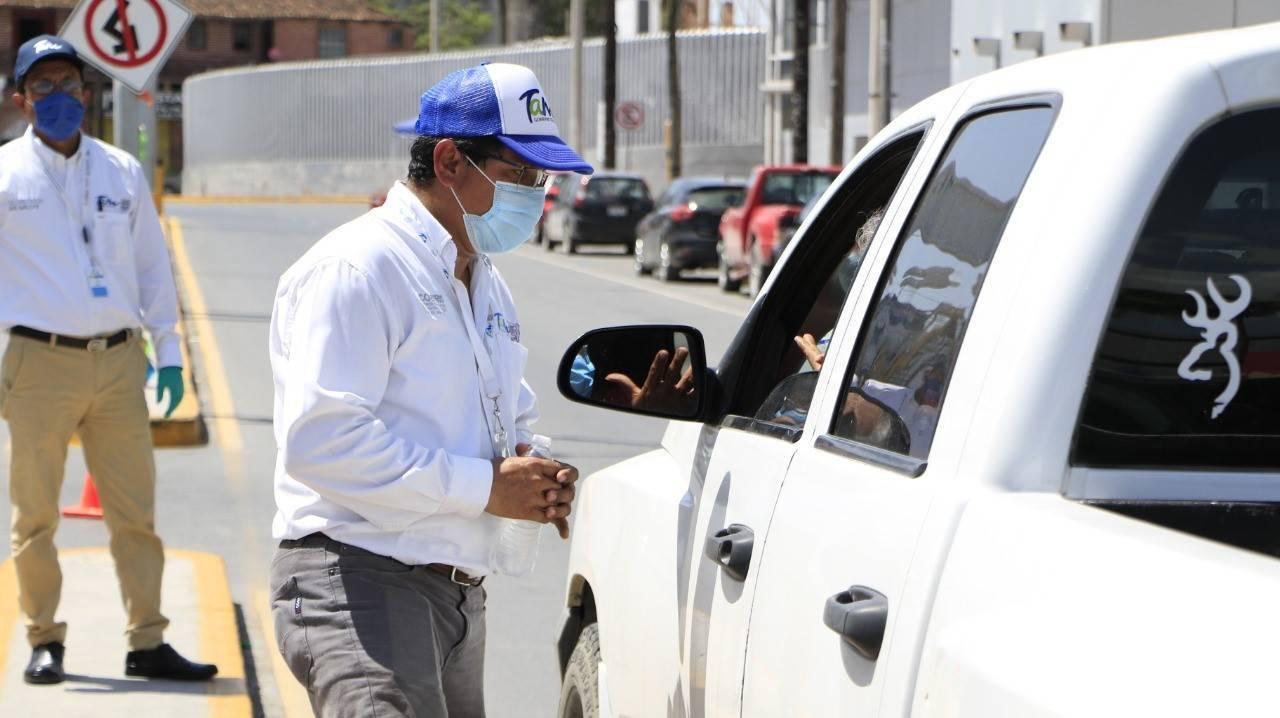 Refuerzan vigilancia sanitaria en frontera de Tamaulipas